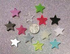 10x tiny padlock acrylic charms//pendants//jewellery making//craft/'s//laser cut