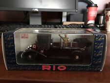 RIO 1:43  Scale Made Italy Mercedes-Benz 770 K 1942 Hitlers Personal Car