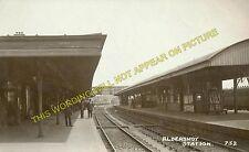 Aldershot Town Railway Station Photo.North Camp & Ash Vale - Farnham. L&SWR (22)