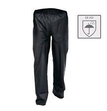 ASATEX Regenbundhose Gr.xxxl schwarz Pu-stretch En343 Kl.2 reißfest