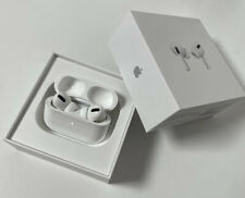 New Sealed AirPods Pro  Wireless L&R Earphones & Wireless Charging Case & Cable