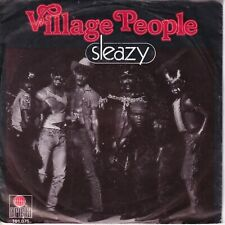 7inch VILLAGE PEOPLE sleazy HOLLAND 1979 EX (S2887)