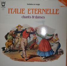 LP italienne ETERNELLE CHANTS & DANSES, near Comme neuf, ARION FRANCE PRESS.