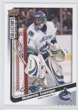 2009-10 Upper Deck Collector's Choice Roberto Luongo #138