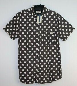 Men's Originals Jack & Jones NWT Short Sleeve Button Down Shirt Size XL