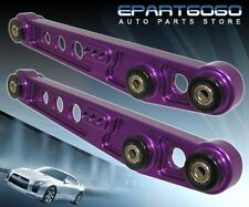 96 97 98 99 HONDA CIVIC LCA REAR LOWER CNC ALUMINUM CONTROL ARM PURPLE JDM EK EJ