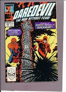 Daredevil 270 1st Blackheart NM- 9.2
