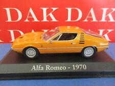 Die cast 1/43 Modellino Auto Alfa Romeo Montreal 1970