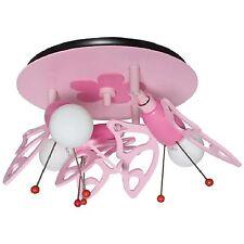 Deckenleuchte Deckenlampe Kinderzimmer Schmetterlinge 3x E14/max.40W * ELOBRA