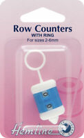 Hemline Row Counter with Ring 2 - 6mm