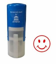 Red Smiling Face 11mm loyalty reward stamp - High Quality COLOP stamp