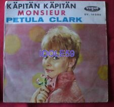 Disques vinyles 45 tours pour chanson française Petula Clark