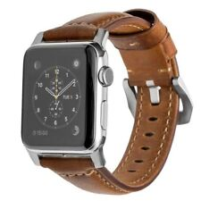 Nomad Horween Leather Strap Traditional for Apple Watch 1,2,3,4 - 44mm-42mm