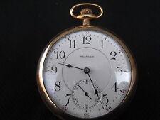 21Jewels Pocket Watch Waltham Crescent St. -