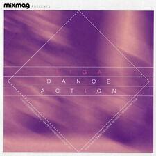 Tiga – Dance Action MIXMAG CD Duke Dumont Moodymann Charlotte OC ZZT