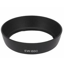 EW-60C Lens Hood Cover For Canon EF-S 18-55mm F / 3.5-5.6 IS II 58mm JB