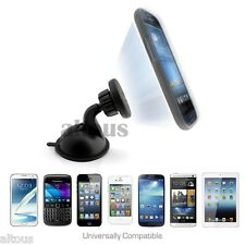 MAGNETIC CAR PHONE MOUNT HOLDER WINDSHIELD DASHBOARD FOR SAMSUNG GALAXY S2 S3 S4
