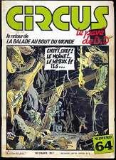 Circus n°64 d'août 1983