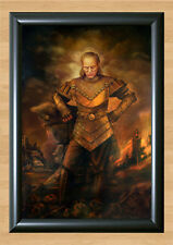 Vigo the Carpathian Ghost Busters 2 Movie Painting Poster Photo Print Picture A4
