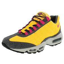 2013 Mens Nike Air Max 95 Premium Tape SZ 9 Laser Orange PRM Zibra 599425-860