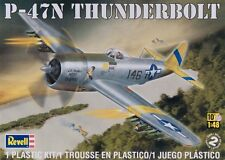 Revell Monogram WWII fighter aircraft P-47N Thunderbolt model kit 1/48