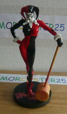 HARLEY QUINN STATUE 4128/8000 COVER GIRLS OF THE DC UNIVERSE BATMAN COMICS
