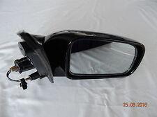 Original Mitsubishi Eclipse I D2 Außenspiegel elektrisch Schwarz R2360  02749