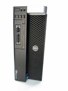 Dell Precision T5600 16-Core 2.9GHz (2x E5-2690), 128GB RAM, 240GB SSD, Win10