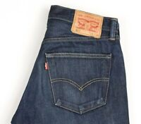Levi's Strauss & Co Hommes 501 Jeans Jambe Droite Taille W34 L28 AVZ226