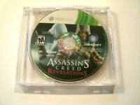 Assassin's Creed: Revelations - Xbox 360 - Disc Only - Fast Free Shipping!