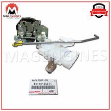 69110-35071 GENUINE OEM BACK DOOR LOCK W/MOTOR ASSY 6911035071