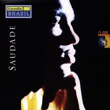 Cores do Brasil 5-Saudade (1991) Elis Regina, Toquinho, Caetano Velosa, J.. [CD]