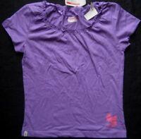 ESPRIT Kinder T-Shirt in Lila mit Motiv / Gr. 5-6 Jahre / NEU