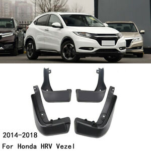OE Set Splash Mud Flaps Guard Fender Mudguard For Honda Vezel HR-V HRV 2014-2018