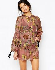 For love and lemons dress xs/s 6/8 Santa Rosa Mini in Golden floral RRP £280