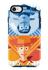 Disney Parks Authentic OTTERBOX ✿ Toy Story Buzz Lightyear Woody iPhone 8 7 Case