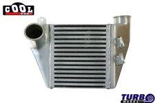 "NEUF TOP INTERCOOLER MG-IC-045 GT12 VW GOLF IV 185x210x130  - FITTING 2,25"""