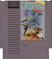 Super C (Contra 2) - Nintendo NES Game Authentic