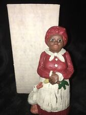 All Gods Children Black Figurine Martha Holcombe Annie Mae 6� Tall #26