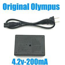 Genuine Olympus LI-40C Camera Battery Charger For LI-40C FE280 FE340 FE20 w/PC