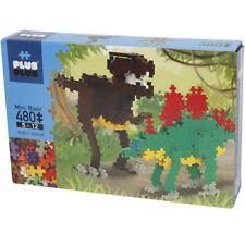 Plus Plus Conjunto De Construcción De Dinosaurios Mini Basic 480pc nuevo juguete de construcción