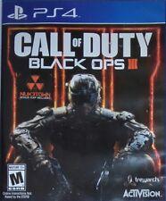 Call Of Duty: Black Ops III (Sony Playstation 4, 2015) B1300