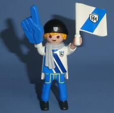 Playmobil Football  / Sports Fan / Supporter -  Series 18 Boy Figure 70369