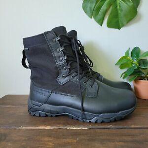 Merrell  MQC Patrol Waterproof Boot Black J099351W Men's Size 9.5W