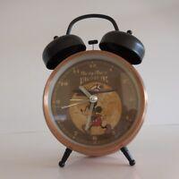 Sveglia Orologio Topolino Mouse Airlines Inc Vintage Disney