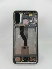 Original Huawei P20 Pro Display LCD Rahmen Gehäuse Silver Akzeptabel