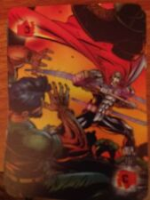 DC Overpower Fighting Level 3 Power Card Steel X2 NrMint-Mint Card
