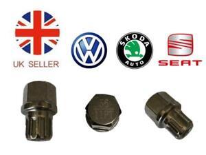 Vw Seat Skoda Locking Wheel Nut Key No.56 with 11 Flat splines