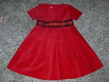 Clothing, Shoes & Accessories Euc Gymboree Puppy School Red Quilted Corduroy Skirt Elastic Waist Size 2t Volume Large Skirts