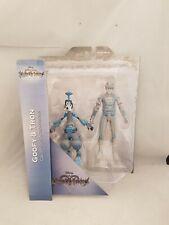 Kingdom Hearts Goofy & Tron Action Figures Diamond Select Series 3 2 Pack new